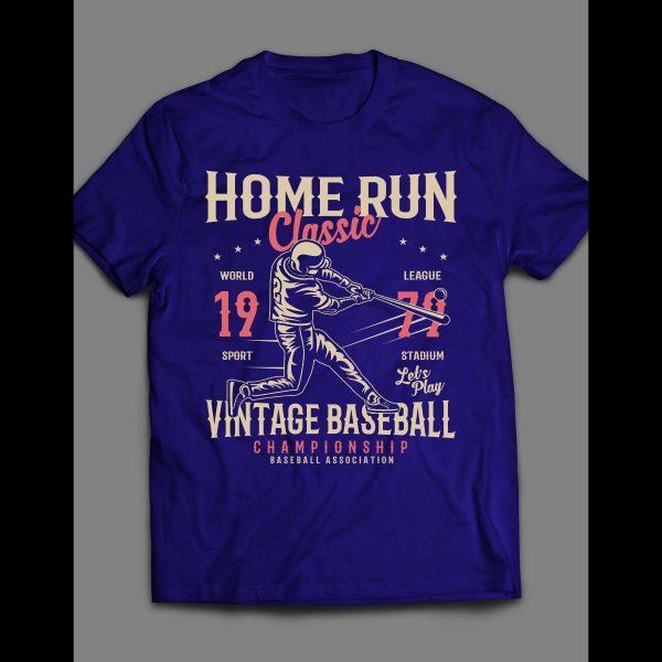 1979 VINTAGE BASEBALL CLASSIC CHAMPIONSHIP *OLDSKOOL ART* Men Shirt *FULL FRONT*