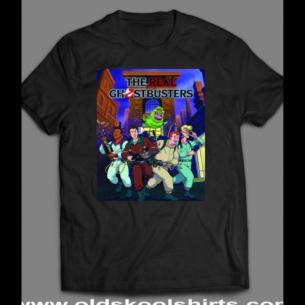 1990s THE BUSTERS VINTAGE CARTOON SHIRT