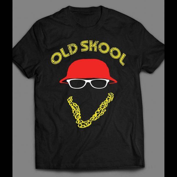 80'S RAP STYLE VINTAGE OLDSKOOL ART SHIRT