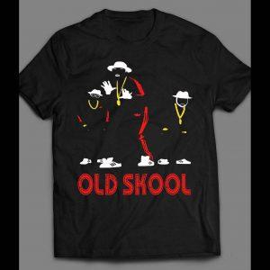 80s Rappers Hip Hop SHIRT Custom Rare Artwork Design High Quality DTG Print *S-4XL*