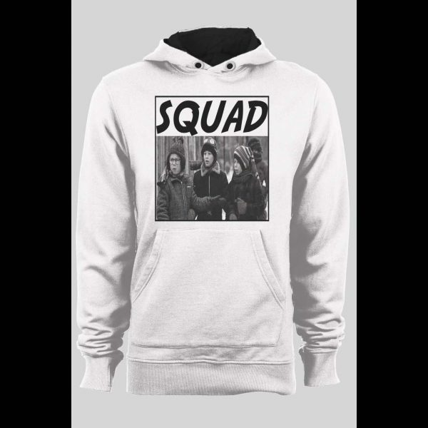 A CHRISTMAS STORY SQUAD WINTER PULL OVER HOODIE
