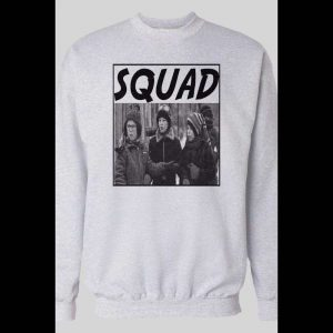 A CHRISTMAS STORY SQUAD WINTER PULL OVER SWEATSHIRT