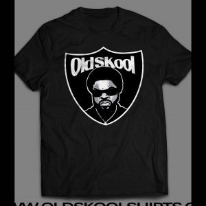 ACTOR/ RAPPER ICE CUBE SHIELD MASH UP SHIRT