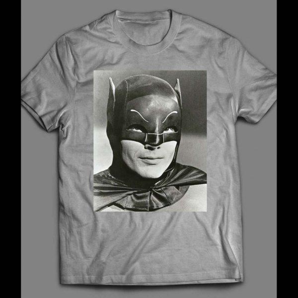 ADAM WEST 1960s BATMAN TV SERIES SHIRT
