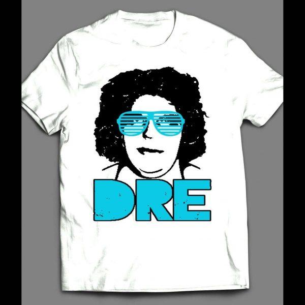 """ANDRE THE GIANT """"DRE"""" POP ART SHIRT"""