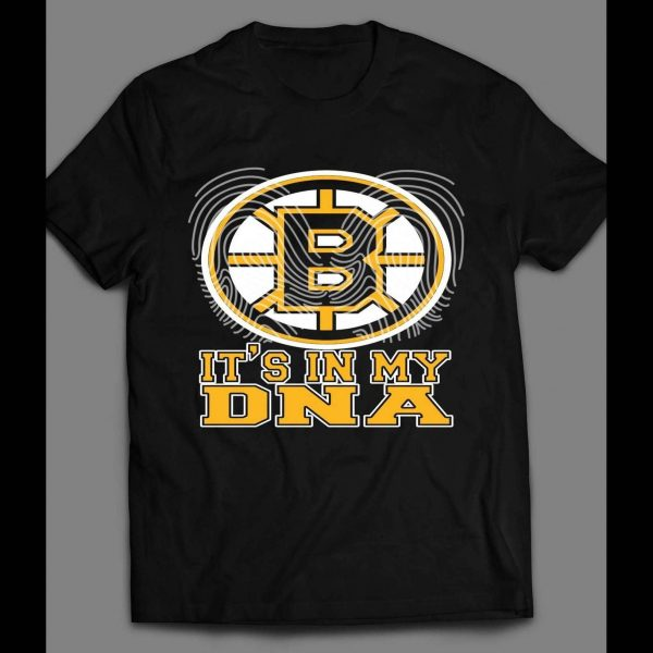 ITS IN MY DNA HOCKEY SHIRT