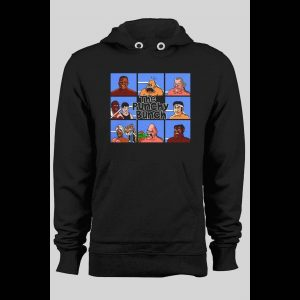 """BRADY BUNCH V PUNCH OUT """"PUNCHY BUNCH"""" WINTER HOODIE"""