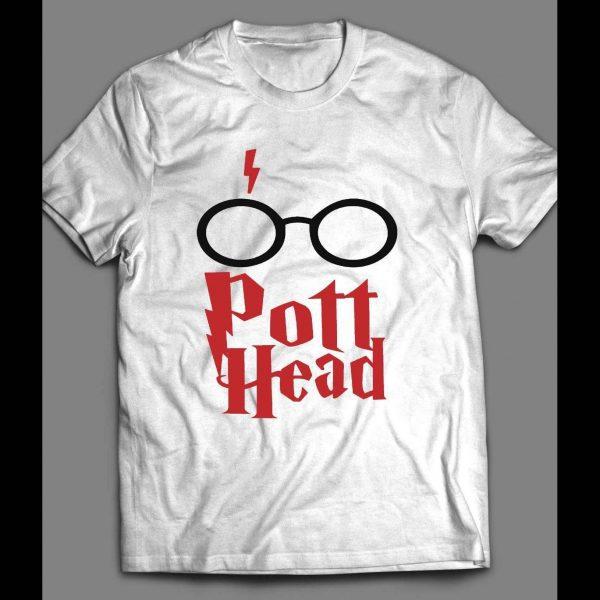 HARRY POTTER PARODY (POTTHEAD) SHIRT