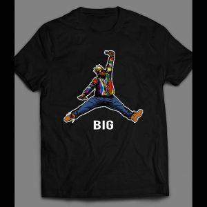 JUMP MAN BIG POPPA MASH UP SHIRT