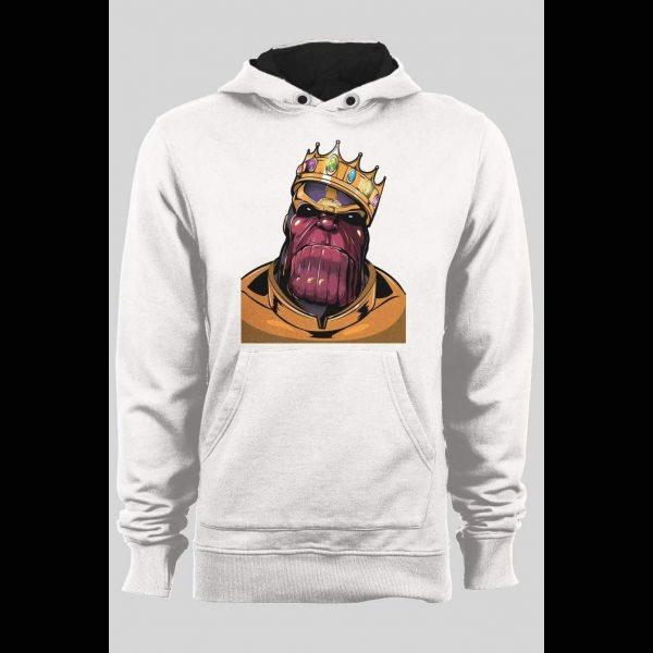 KING THANOS NOTORIOUS PARODY WINTER HOODIE