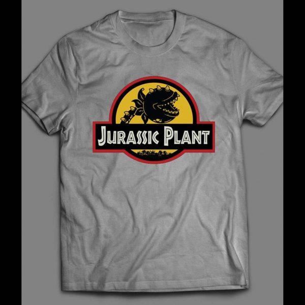 LITTLE SHOP OF HORRORS JURASSIC PLANT MOVIE SHIRT