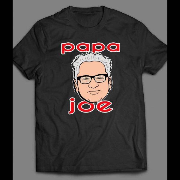 PAPA JOE CHICAGO CUBS JOE MADDON VINTAGE SHIRT