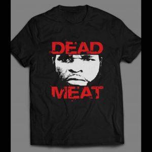 "ROCKY 3 CLUBBER LANG "" DEAD MEAT"" SHIRT"