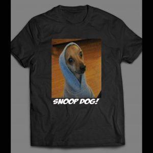 SNOOP DOG PARODY FUNNY SHIRT