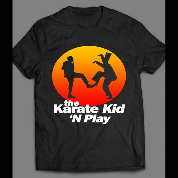 THE KARATE KID N PLAY SHIRT
