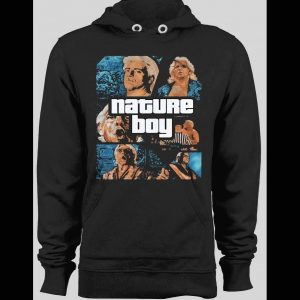 THE NATURE BOY THE 17 TIME WORLD CHAMP WINTER HOODIE