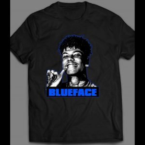 RAPPER BLUEFACE HIP HOP INSPIRED SHIRT