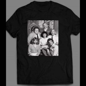 1980's TV SITCOM CHEERS CREW PHOTO SHIRT
