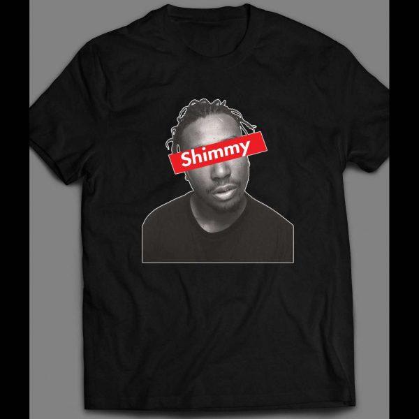 "OL DIRTY BASTARD ""SHIMMY"" SUPREME STYLE SHIRT"