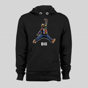 BIG POPPA JUMP MAN STYLE HOODIE /SWEATSHIRT