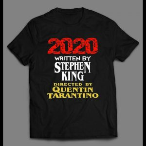2020 AS A MOVIE PARODY PANDEMIC SHIRT