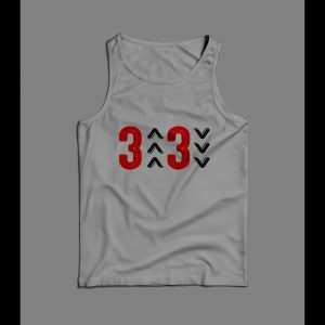 3 UP 3 DOWN PITCHER STRIKE OUT BASEBALL MENS TANK TOP