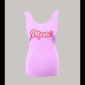 MOM TO THE THIRD POWER LADIES TANK TOP