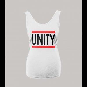 """UNITY"" HIGH QUALITY LADIES TANK TOP"