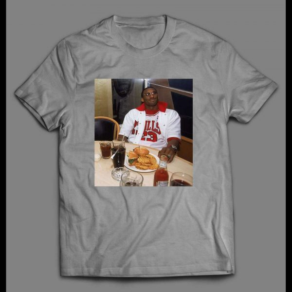 KB MAMBA IN CHICAGO 23 JERSEY OLDSKOOL HIGH QUALITY SUPER RARE BASKETBALL SHIRT