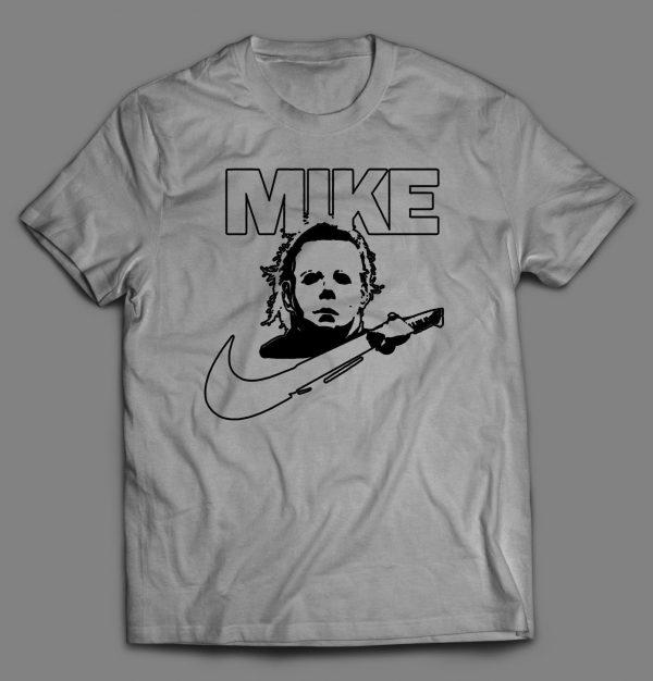 MIKE MYERS SHOE PARODY SHIRT