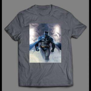 BATMAN BATCAVE COMICBOOK ART SHIRT