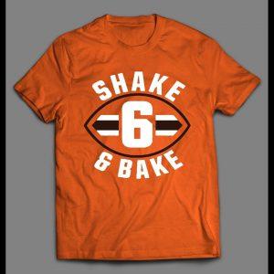 SHAKE N BAKE HIGH QUALITY FOOTBALL SHIRT