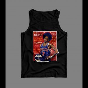 A.I. THE ANSWER ART BASKETBALL HIGH QUALITY MEN'S TANK TOP