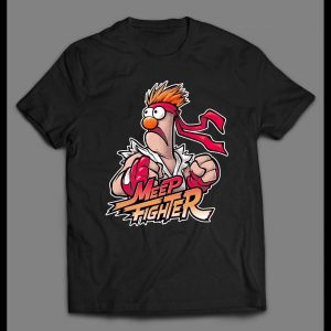 YOUTH SIZE MEEP FIGHTER ART SHIRT