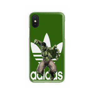 HULK SPORTS WEAR PARODY CUSTOM PRINTED CELL PHONE CASE FOR IPHONES AND SAMSUNG GALAXY