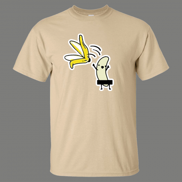 FREE YOUR BANANA NAKED EXHIBITIONIST FUNNY SHIRT* MANY COLORS FREE SHIPPING
