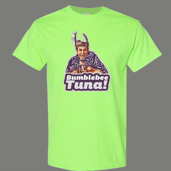 ACE PET DETECTIVE BUMBLEBEE TUNA FUNNY SHIRT* MANY COLORS FREE SHIPPING