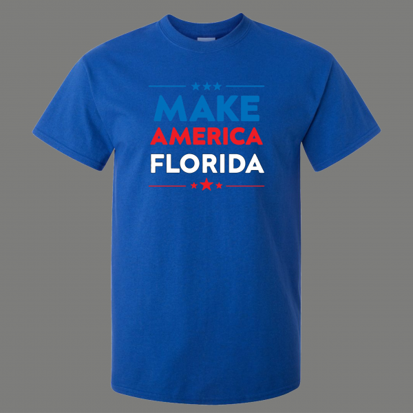 MAKE AMERICA FLORIDA NO MORE MASKS OR SOCIAL DISTANCING QUALITY SHIRT