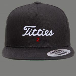 Titties Golf Hat Snapback Cap GOLFERS PARODY LOW PROFILE QUALITY HAT Bachelor