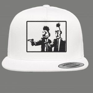 SESAME PULP FICTION PARODY INSPIRED SNAPBACK PARODY QUALITY HAT